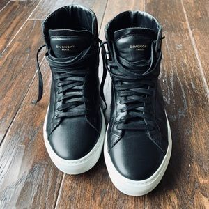 Givenchy Urban Street High Top Sneakers 🔥